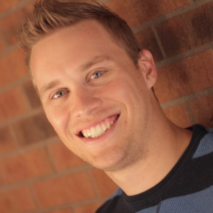 Nick Adams youth pastor of Zoe Ministries