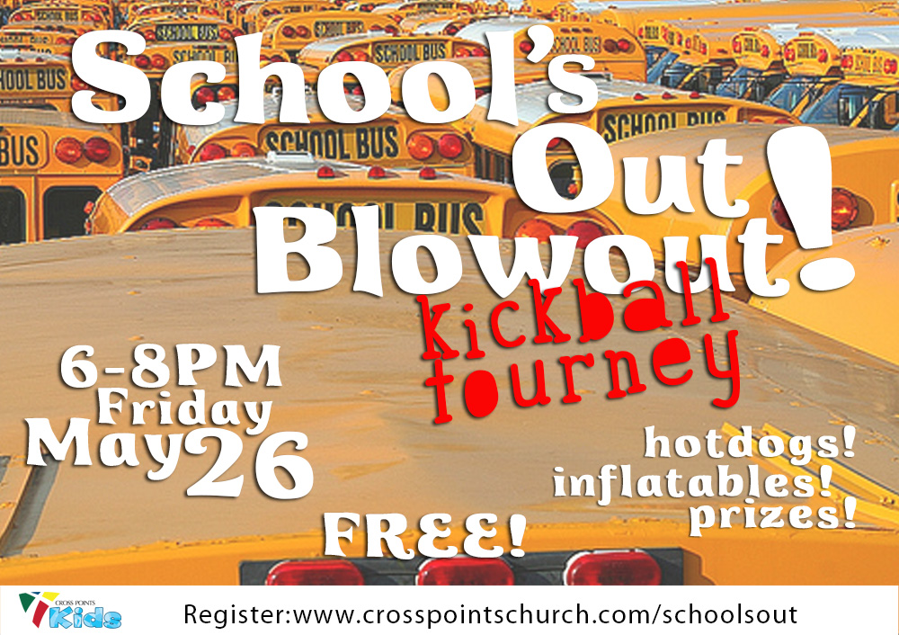 Schools Out Blowout 2017