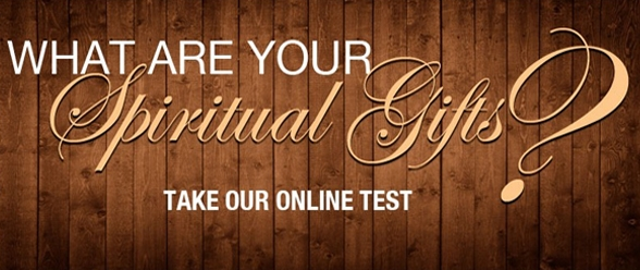 Spiritual Gifts Test - Cross Points Church