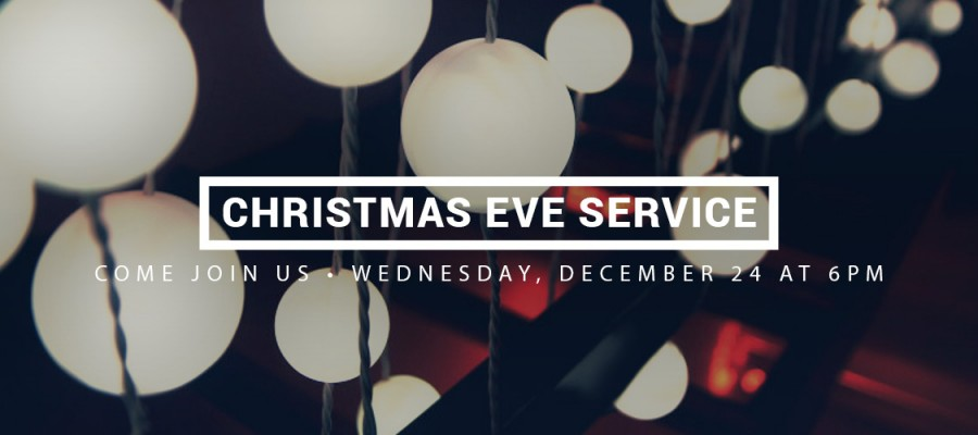 Christmas Eve Candle Light Service at Cross Point Church