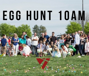 Egg Hunt 10am