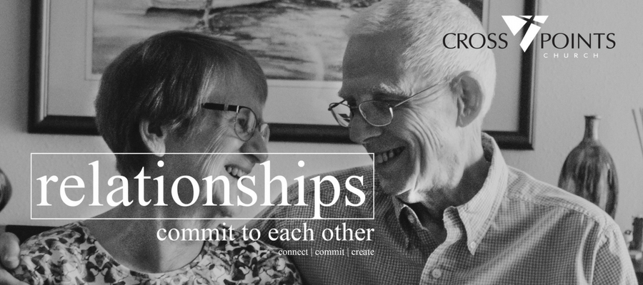 Commit to each other Sermon Website